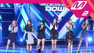 [MPD직캠] 여자친구 1위 앵콜 직캠 4K '밤' (Time for the moon night) FanCam No.1 Encore) | @MCOUNTDOWN_2018.5.10