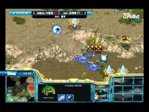SPL  BeSt vs LuCifer 2010-11-07  @ Central Plains