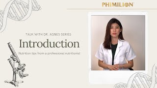 Talk With Dr. Agnes Series ~ Introduction