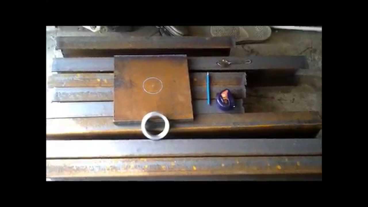 Jak zbudować prasę hydrauliczną #1