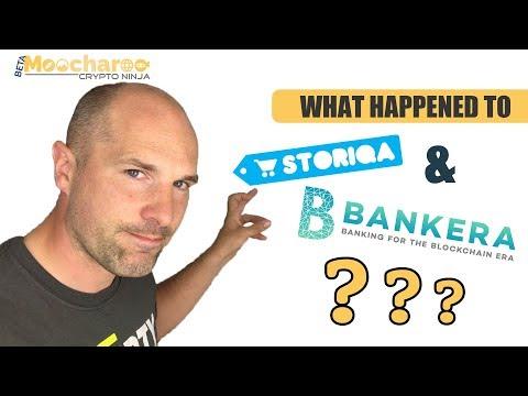 Storiqa Review And Bankera Price Prediction 2018