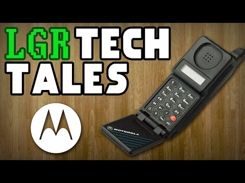 LGR Tech Tales - What Happened to Motorola?