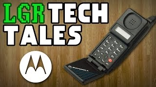LGR Tech Tales - Motorola: Radio Legacy to Mobile Dominance