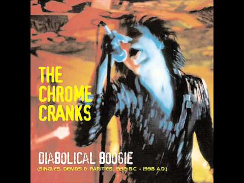 the chrome cranks, mr. fingers