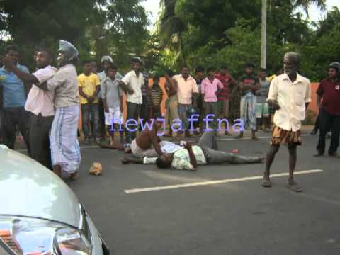 Jaffna Accident death