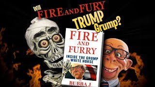 "Will ""Fire and Fury"" Trump Grump? 