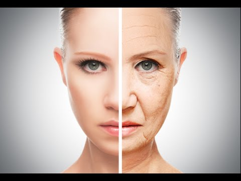 Image result for The aging of the skin