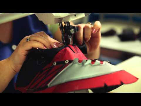 The North Face Footwear Production
