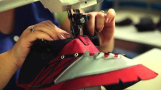 ae182ef413c The North Face Footwear Production