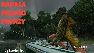 Rapala Fishing Frenzy/ The Parrot pt16