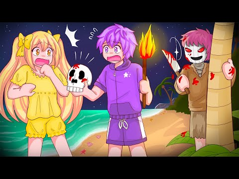 Can We Escape Roblox Murder Island!