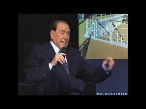 Italian Tycoon Silvio Berlusconi tells how he became an entrepreneur - Rare - Sub Eng