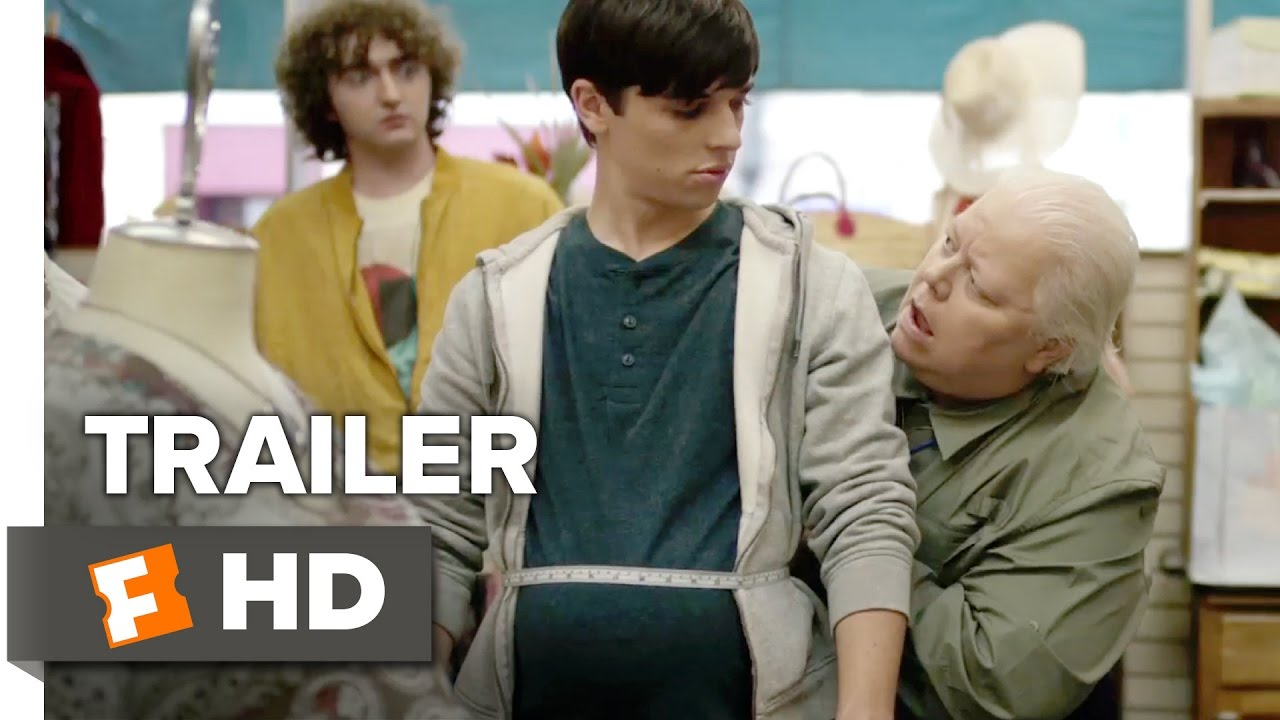 Download Mamaboy Official Trailer 1 (2017) - Sean O'Donnell Movie