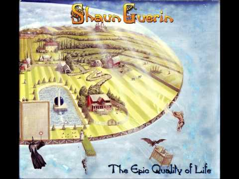 Shaun Guerin -  The Epic Quality of Life - 2003 - US