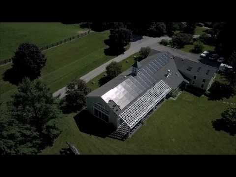 Solar Installation on 3 Farm Roofs in Dutchess County