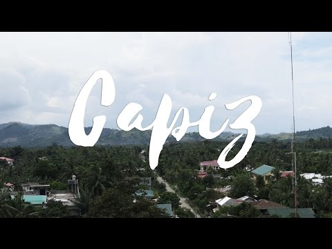 Roxas City Capiz with Las Islas Travel and Tours VLOG