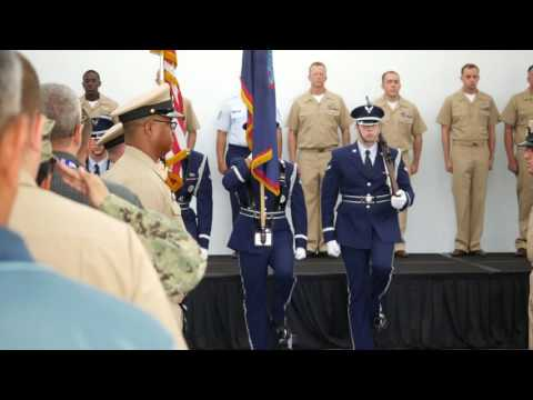 2016 Navy Chief Pinning Ceremony Guam