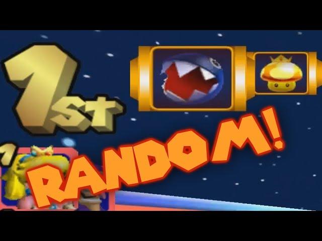 Mario Kart Double Dash Purely Random Item Funny Moments!