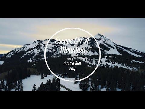 Escape On A Mountain (Crested Butte Colorado)