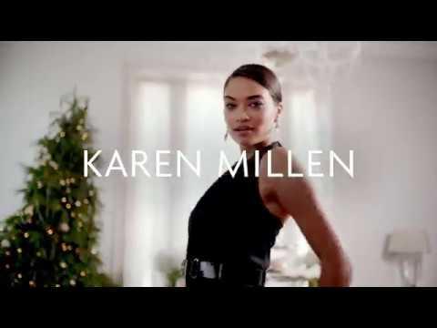 It's Party Season | Karen Millen | Be More Dazzling