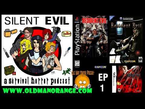 Resident Evil 1 - Silent Evil 1 - A Survival Horror Podcast