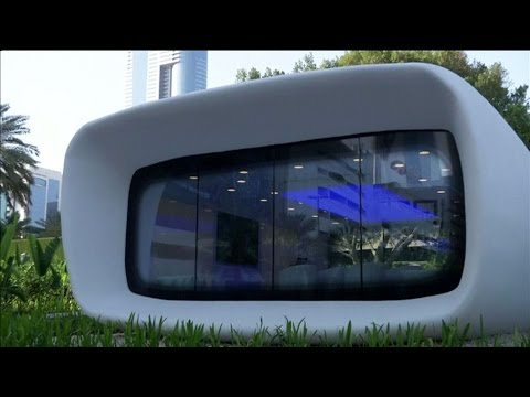"Thumbnail: Dubai Launches World's First ""Functional"" 3D Printed Office Building"