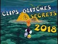 Rayman 2 (PC) - Clips, Glitches & Secrets compilation (2018)