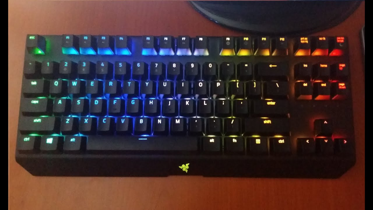 razer blackwidow chroma tournament edition review