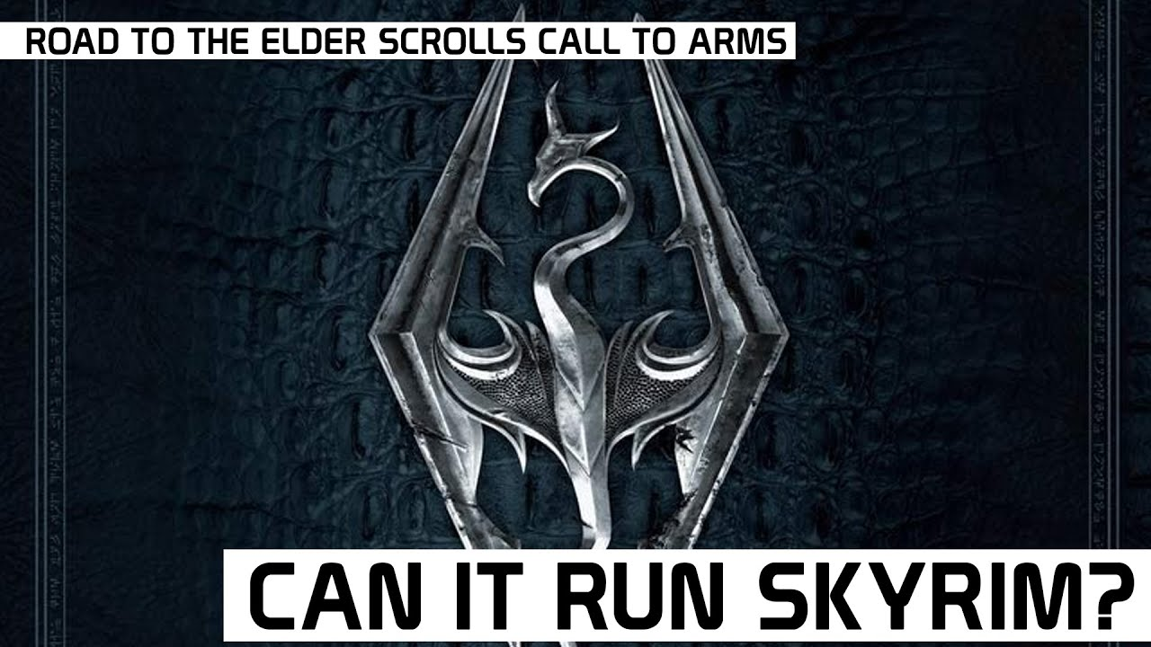 Skyrim als Tabletop? | Road to The Elder Scrolls Call to arms | DICED