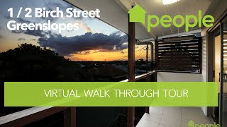 Take a virtual walkthrough of unit 1 - 2 Birch Street Greenslopes QLD 4120