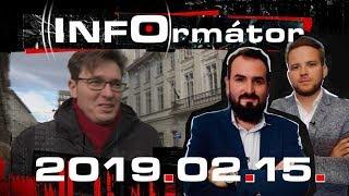Informátor (2019-02-15) - ECHO TV