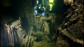 A SOVIET SUBMARINE THAT WAS LOST WITH ITS CREW IN 1941 WAS DISCOVERED