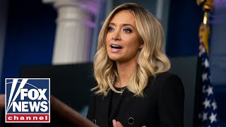 Kayleigh McEnany holds White House press briefing | 8/13/2020