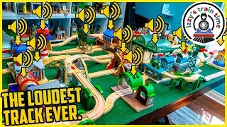 The LOUDEST Thomas and Friends Track EVER MADE!
