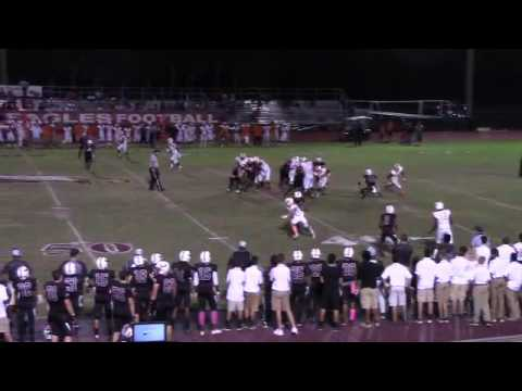 INSTANT REPLAY - Bengals RaShawn Fraser Rips Off 55yd Run! HSPN SPORTS
