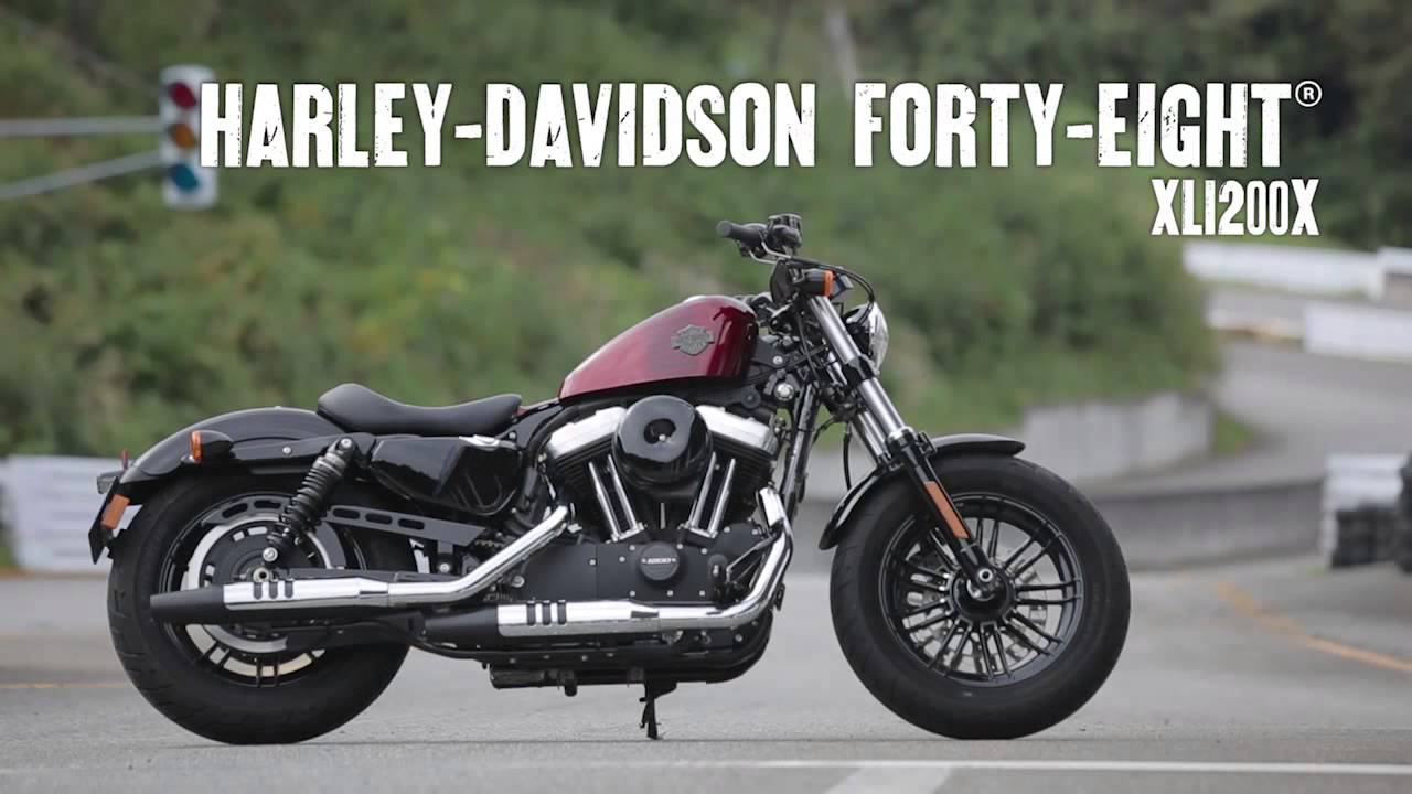 画像: Harley-Davidson 2016: SPORTSTER® FAMILY youtu.be