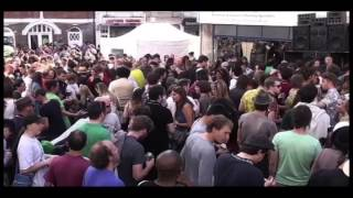 "Jamtone Sound System   ""Tradition Man"" Live - Robert Dallas & MC Trooper   Kemptown Carnival"