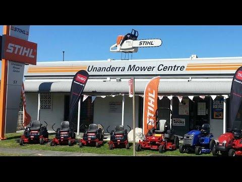 Amplify Business Sales - Unanderra Mower Centre