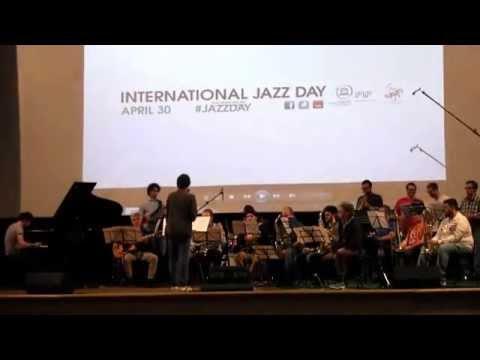 Big Band Unipd - Live International Jazz Day 2015 Padova