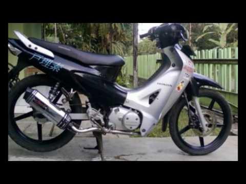 Cah Gagah | Video Modifikasi Motor Honda Karisma Velg Racing Keren Terbaru