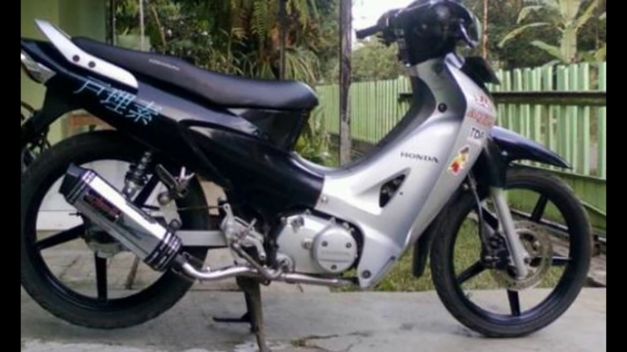 Download Kumpulan 46 Modifikasi Motor Honda Karisma 2013