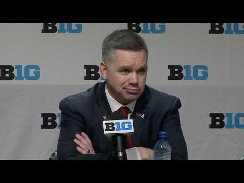 Watch what Chris Holtmann said after the Big Ten Tournament loss to Michigan State