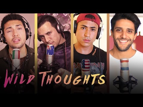 Thumbnail: Wild Thoughts Maria Maria Mashup - DJ Khaled ft Rihanna Carlos Santana Remix (Continuum cover)