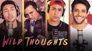 Wild Thoughts Maria Maria Mashup - DJ Khaled ft Rihanna Carlos Santana Remix (Continuum cover)