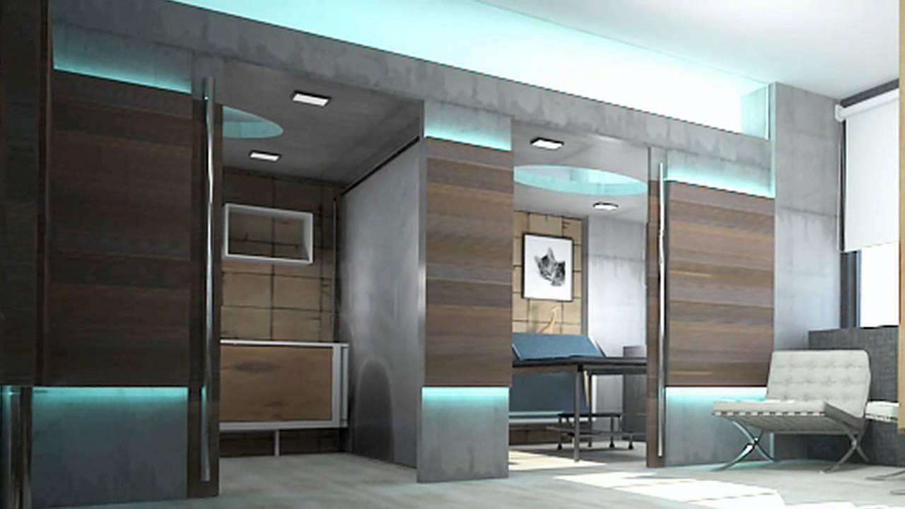 Dise o interior de un centro de fisioterapia y osteopatia - Clinicas dentales de diseno ...