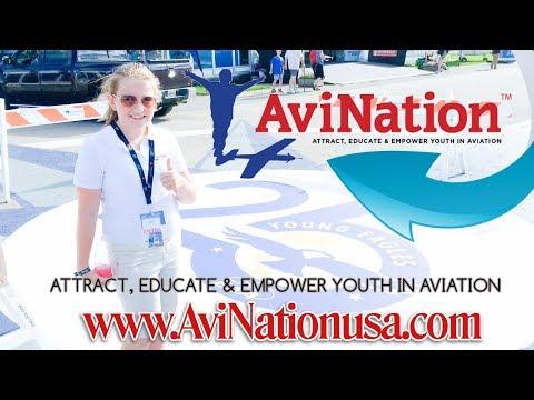 AviNation USA, The Youth In Aviation Magazine
