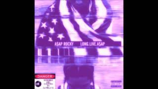 A$AP Rocky - Ghetto Symphony (feat. Gunplay & A$AP Ferg) Screwed & Chopped