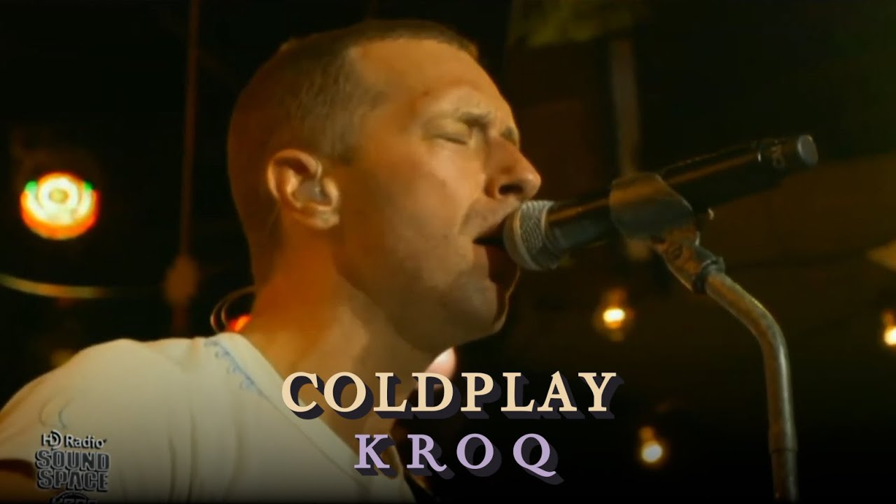 Download Coldplay - Lovers in Japan (KROQ Radio, 2020)
