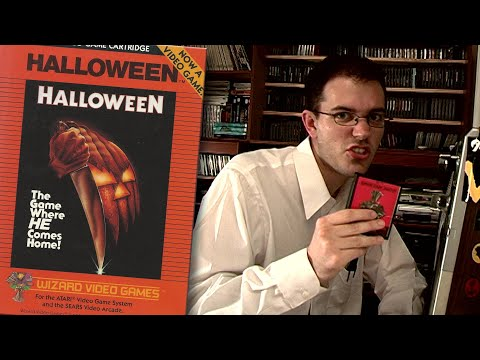 Halloween - Atari 2600 - Angry Video Game Nerd - Episode 36