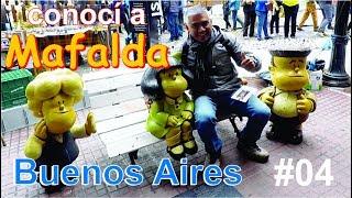 Conocí a Mafalda │ San Telmo │ Buenos Aires #04